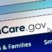 Healthcare.gov website on computer screen