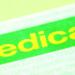 medicare logo on card